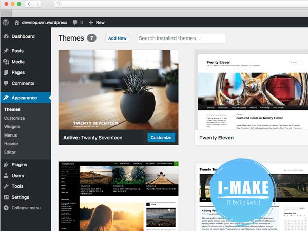 Wordpress website development kerala